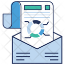 Email Report Icon
