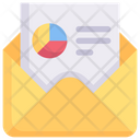 Email Report Message Mail Icon