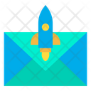 Email Rocket Email Rocket Icon