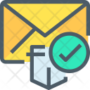 Email Protection Message Icon