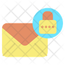 Email Security Secure Mail Security Mail Icon