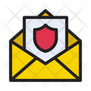 Email Security Message Icon