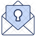 Email Security Protection Icon