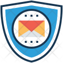 Security Protection Email Icon