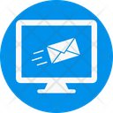 Z Computer Envelope Email Icon