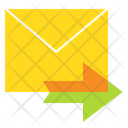 Email Send Message Icon