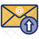 Email Sending Send Letter Forward Mail Icon