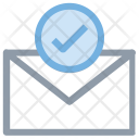 Email Sent Mail Icon