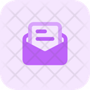 Email Text Icon