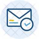 Email Tick Icon