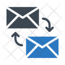 Message Email Transfer Icon