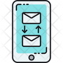 Memail Transfer Icon