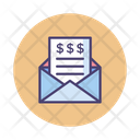 Email Transfer Icon
