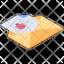 Email Virus Icon