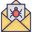 Email Virus Icon