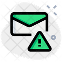 Email Warning Icon