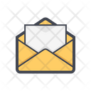 Email With Text Icon