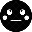 Embarrassed Emoji Emoticon Icon