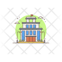 Embassy Consulate Legation Icon