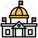 Embassy Government Buildings Icon
