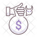 Embezzlement Free Buisness And Finance Dishonnest Icon