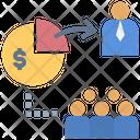 Embezzlement Icon