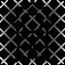 Emblem Ribbon Badge Icon
