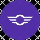 Emblem Army Military Icon