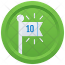 Winner Badge Flag Badge Emblem Icon