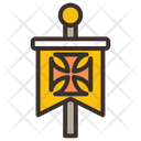 Emblem Blazon Flag Icon
