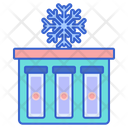 Embryo Cryopreservation Cold Cool Icon