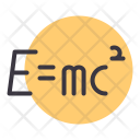 Emc Energy Mass Icon