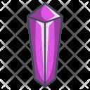 Emerald Diamond Jewel Icon