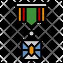 Emerald Jewel Insignia Icon