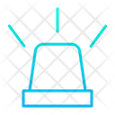 Emergency Emegency Siren Siren Icon
