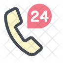 Emergency Call Phone Icon
