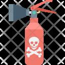 Emergency Extinguisher Security Icon