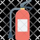 Emergency Extinguisher Fire Icon