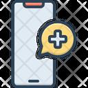 Emergency Hospital Healthcare Icon