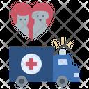 Emergency Volunteer Pet Rescue Icon