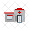 Emergency Room Hospital Icon