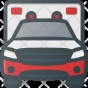 Emergency Ambulance Transportation Icon