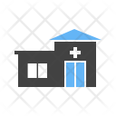 Emergency Room Building Icon