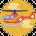 Aircraft Medical Health Icon
