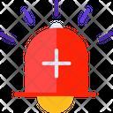 Emergency Alarm Icon