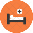 Emergency bed Icon