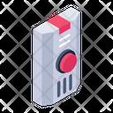 Emergency Button Emergency Switch Fire Alert Icon