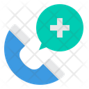 Support Call Center Information Icon