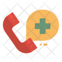 Call Emergency Phone Icon