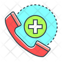 Emergency Call Call Emergency Icon
